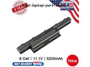 New Battery for Acer AS10D5E AS10D81 Gateway NV49C13C NV59C43U NV53A11u AS10D56