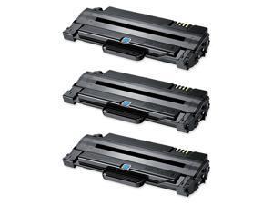 3PK MLT-D105L Toner Cartridge For Samsung SCX-4623  4623FW   4623FW 4623F 4623FK