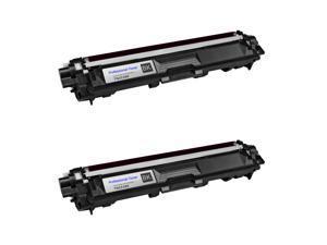 2PK TN-221BK TN221 Black cartridge Toner  For Brother  MFC-9340CDW HL-3180CDW