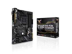 Asus TUF B450-PLUS Gaming  AM4 ATX AMD B450 Socket