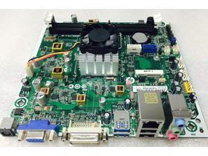 HP 110 Motherboard Camphor Series  w/ AMD Kabini CPU PN 721891-001 & 722256-501
