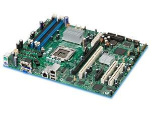 Intel  Motherboard  S3000AHLX Intel S3000AH Socket LGA 775 ATX Server Only