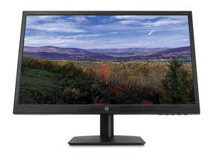 HP  with Tilt Adjustment 22-inch FHD Monitor and Anti-glare Panel (22yh, Black)