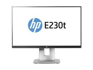 """HP Business E230t  Touchscreen 23"""" LED LCD Monitor - 16:9-5 ms"""