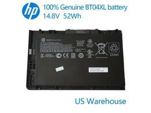 Battery HP EliteBook Folio 9470M 9480M HSTNN-DB3Z 687945-001 52WH Genuine BT04XL