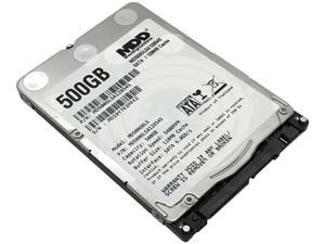 "MDD 500GB 5400RPM 128MB Cache SATA 6.0Gb/s Slim (7mm) 2.5"" Laptop Hard Drive"