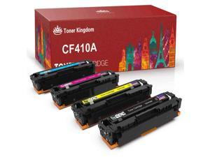 4PK Toner for HP 410A CF410A Color LaserJet Pro M452DN M452 MFP M477FNW M477FDW