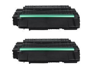 2 Pack Black Toner Cartridge Compatible For Samsung ML2850 ML2851 ML-D2850B