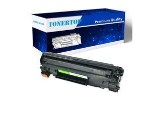 CE278A 78A Black Toner Cartridge Compatible with HP Laserjet Pro P1560 Printer