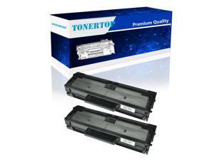 2 PK Black Toner Cartridge For Samsung MLT-D101S D101S SCX3400 SCX3405F SF760P