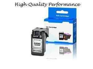2 PK Ink Cartridge PG245XL PG-245XL 245XL Black for Canon PIXMA MG2520 MX492 490