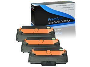 3 Pack Black MLT-D115L Toner Cartridge for Samsung Xpress SL-M2830DW SL-M2880FW Printer