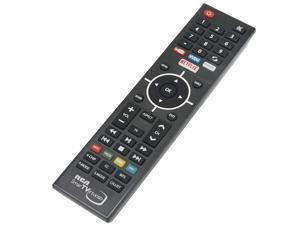 "New RCA SmarTVirtuoso Remote Control for RCA 55"" Class 4K (2160P) Smart LED TV RNSMU5536 and Other RCA 4K Smart TVs SmarTVirtuoso Series"
