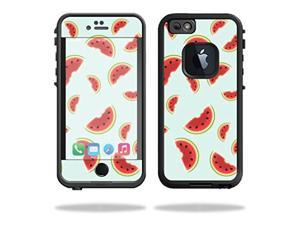 MightySkins Skin Compatible with Lifeproof iPhone 6 fre wrap Cover Sticker Skins Watermelon Slices
