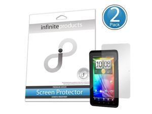 Infinite Products Quasar Screen Protector Film for HTC EVO View 4G - 2 Pack (EVOVW-SP-2DM)