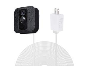Blink XT/Indoor Home Cam Power Cord Cable foreaya Power Adapter(US Plug) with 19.6ft/6m Weatherproof Cable Compatible with Blink XT Home Cam/Blink Indoor Home Cam(White)