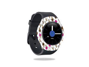 MightySkins Skin Compatible with Samsung Gear S2 3G Smart Watch wrap Cover Sticker Skins Ice Dream