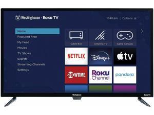 """32"""" Roku HD LED Smart TV"""