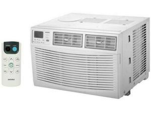 6000 BTU 250 sq. ft. Window Air Conditioner with Remote Control