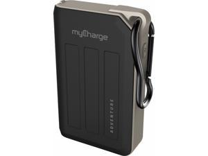 myCharge - Adventure H2O Turbo 10,050 mAh Portable Charger for Most USB Enabl...