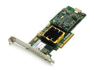 ADAPTEC ASR-5405Z 512MB PCI-E X8 SAS/SATA 3GB/S RAID CONTROLLER CARD 2266800-R