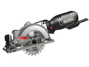 Saw Circular Compact 4-1/2in, by Rockwell, (Rockwell The RK3441K Compact Circul)