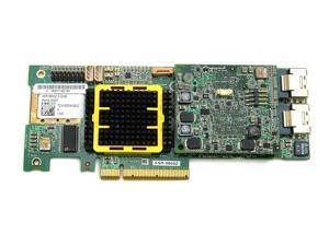 ADAPTEC ASR-5805Z 512MB PCE SAS/SATA RAID CONTROLLER CARD 2266900-R NO BRACKET