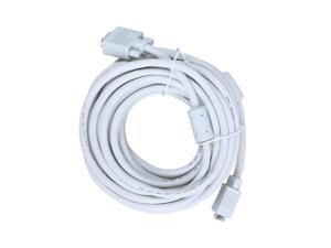 160 Ft VGA to VGA Male to Male Cable M-M 15pin SVGA Monitor LCD LED WIRE 50M