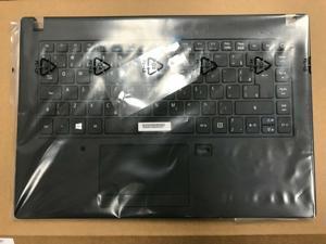 Acer Travelmate P449 Keyboard upper case speaker NKI141S04W 6b.vfbn5.012