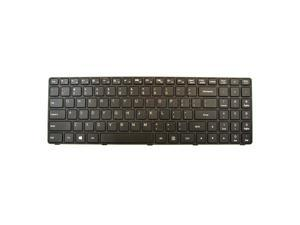 New for Lenovo Ideapad 100-15IBD laptop US keyboard SN20J78609 6385H-US Frame
