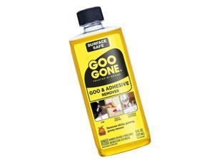 Goo Gone Adhesive Remover - 8 Ounce - Surface Safe Adhesive Remover Safely Re...