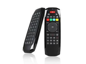 Cordless Air Mouse w/ Programmable Keys Remote Control Wirelss Keyboard 2.4G