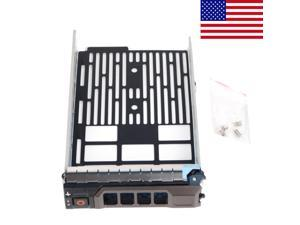 """Kg1ch 3.5"""" Hot Plug Hard Drive Tray Caddy For Dell R730 R430 R530 T430 R730xd"""