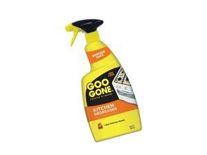 Goo Gone Kitchen Degreaser - Removes Kitchen Grease, Grime and Baked-on Food ...