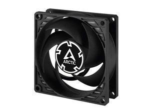 Arctic ACFAN00151A P8 PWM PST CO Case Fan with PWM PST - Black/Black