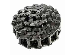 #WR82 Welded Steel Mill Chain 10FT Heat Treated For Increased Durability
