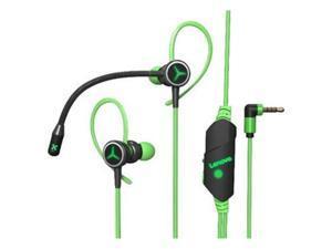 Lenovo HS10 7.1 Surround Sound Gaming Headset-Green