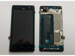 ZTE Fanfare 2 Z815 LCD Display Touch Screen Digitizer With Frame