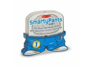 Melissa And Doug Smarty Pants 1st Grade Brain Building Game NEW Toys Kids