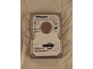 """Maxtor 6L080L0 DiamondMax 10 80GB 3.5"""" Internal 7200RPM IDE Hard Drive 4B E"""