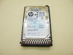 507129-018//507129-017//641552-004//EG0900FCHHV-HP 900GB 6G SAS 10K 2.5IN DP HDD