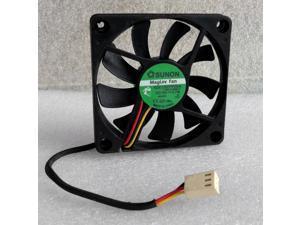 Darkside 3-Pin Dual Fan Power Y-Cable Splitter Graphite Metallic DS-0442