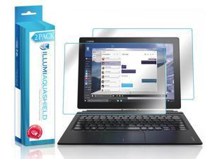 2x iLLumi AquaShield HD Front Screen + Back Panel for Lenovo Ideapad Miix 700