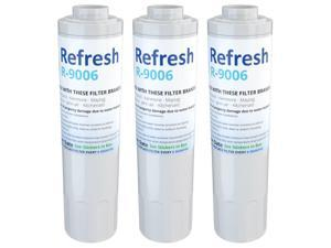 3 Pack Whirlpool 4396710 PUR Push Button 4396841 Refrigerator Water Filter  - Newegg com