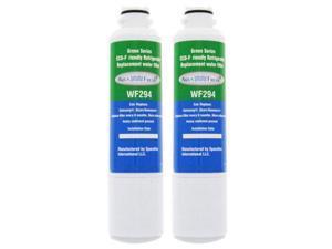 Aqua Fresh WF294 Refrigerator Water Filter For Samsung DA29-00020B (2 Pack)