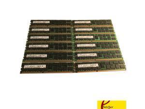 96GB DDR3 PC3L-10600R ECC Reg Server Memory RAM HP ProLiant BL490C G7 12x8GB