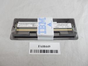 IBM 90Y3159 16GB 2RX4 PC3-12800R VLP MEMORY RAM Lenovo Micron Tech ZZ PIN