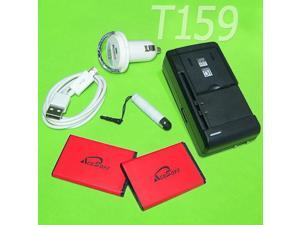 For ZTE ZFive G LTE Z557BL / ZTE ZFive C / ZTE Avid 4 / ZTE Fanfare 3 / ZTE  Blade Vantage / ZTE Tempo X / ZTE Tempo Go Case Hybrid TPU Fusion Phone