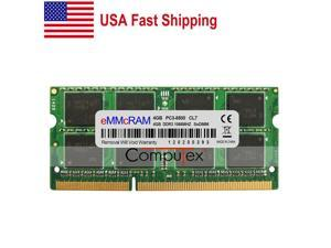 8GB 2x4GB RAM Memory 4 Lenovo ThinkPad T410i 2516-xxx; 2518-xxx Series DDR3 A35
