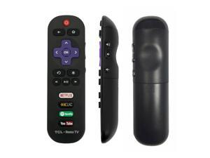 RC280 Remote Control for TCL Roku TV 55C803 65US5800 75C803 32S4610R 48FS4610R